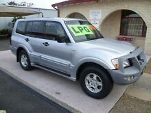 2003 Mitsubishi Pajero NP GLS LWB (4x4) Silver 5 Speed Auto Sports Mode Wagon South Nowra Nowra-Bomaderry Preview