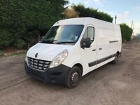 Renault Master III Breaking for spares call us 01759 306663