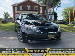 2015 Kia Optima SX Turbo $67Wk FullyLoaded Sroof Htd&ACLthrsts A