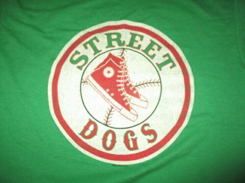 STREET DOGS Established 03 BOSTON MASS Concert Tour (MED) Shirt DROPKICK MURPHYS