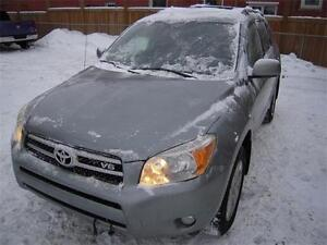 2008 Toyota RAV4 Limited! 4x4! V6! MINT!