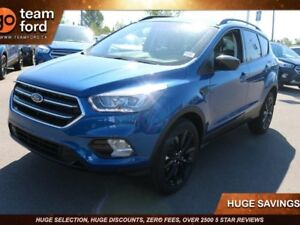 2018 Ford Escape SE, 200A, 1.5L ECOBOOST, 4WD, SYNC3, NAV, HEATE