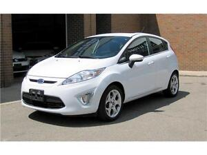 2012 Ford Fiesta SES + Accident Free + Leather Seats
