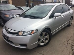 2011 Honda Civic Sdn SE Sport Edition fully loaded $9,800.00