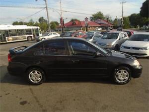HONDA CIVIC DX-G 2001 ** A/C FROIDE **