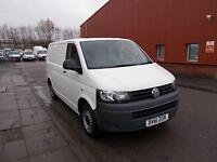 Volkswagen Transporter T28 SWB 2.0TDI 102PS VAN DIESEL MANUAL WHITE (2011)