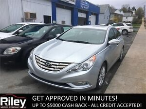 2011 Hyundai Sonata Limited STARTING AT $112.30 BI-WEEKLY