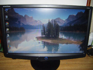 18.5 inch widescreen lcd monitor for sale