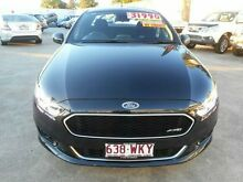 2015 Ford Falcon FG X XR6 Ute Super Cab Silhouette 6 Speed Sports Automatic Utility Currimundi Caloundra Area Preview