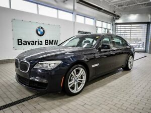 2012 BMW 7 Series xDrive