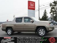 2010 Honda Ridgeline VP 4WD, Remote Start, Fog Light !!
