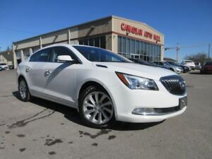 2015 Buick LaCrosse LEATHER, ROOF, LOADED, 52K!