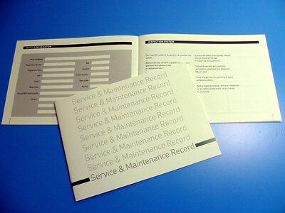 Isuzu Service Book  New BLANK History Maintenance Record - Free Postage