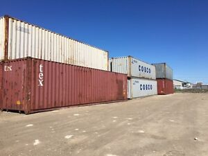 Sea Can Storage Containers - Lots of colors to chose from Winnipeg Manitoba image 2