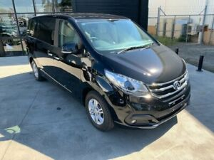 2019 LDV G10 SV7A Diesel (9 Seat Mpv) Black 6 Speed Automatic Wagon Hendra Brisbane North East Preview