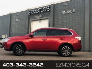 2015 Mitsubishi Outlander GT|AWD|7 SEATER|BACKCAM|ON SALE NOW!!