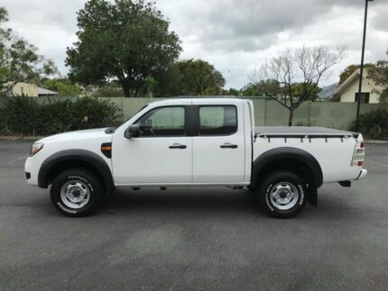 2009 Ford Ranger PK XL White 5 Speed Automatic Dual Cab Chermside Brisbane North East Preview