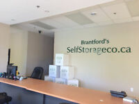 Brantford SelfStorageCo ~ Inquire about our move in service!!