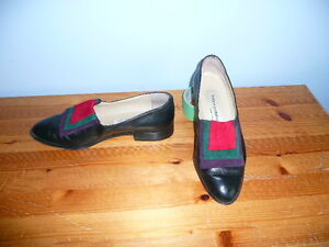 Italian made leather shoes