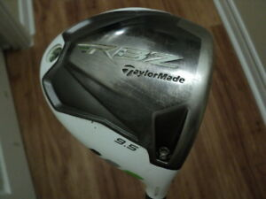 TaylorMade RocketBallz Driver 9.5 degree adjustable loft