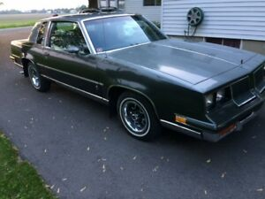 olds cutlass calais 1983