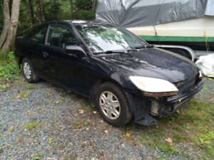 2001-2005 Honda Civic Parts