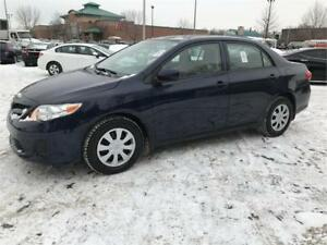 2013 Toyota Corolla *63,000KM* VITRES ELECT CRUISE BLUETOOTH