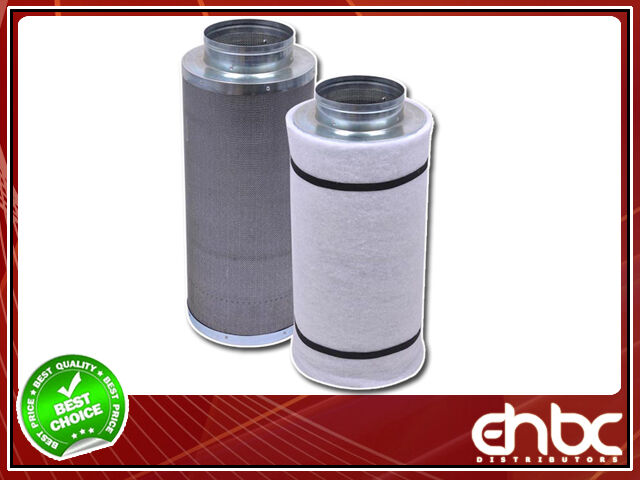 6/8/10 Inline Preactivated Carbon Filter