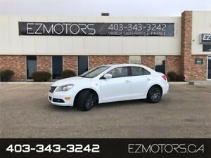 2012 Suzuki Kizashi SX|AWD|LOW KMS|ACCIDENT FREE