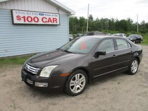 2006 Ford Fusion 4dr Sdn 2.3 I4 SEL