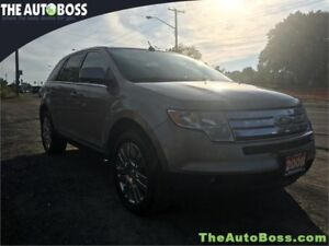 2008 Ford Edge Limited CERTIFIED! LEATHER! NAV! ROOF! DVD! AWD!