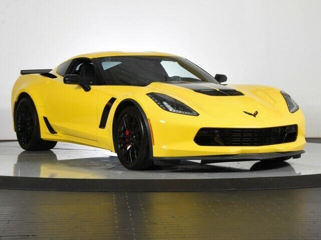 2016 Yellow Chevrolet Corvette Z06 3LZ | C7 Corvette Photo 8