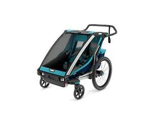 New Thule Chariot 2 Stroller, 20% off.