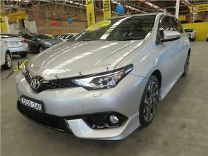 2016 Toyota Corolla ZRE182R ZR S-CVT Silver 7 Speed Constant Variable Hatchback Cardiff Lake Macquarie Area Preview