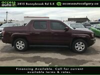 2007 Honda Ridgeline EX-L Leather, Sunroof 6 Months Warranty Calgary Alberta Preview