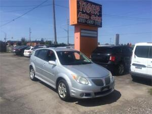 2006 Pontiac Vibe**ALL WHEEL DRIVE**AUTO**GREAT ON GAS**167 KMS