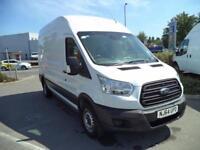 Ford Transit L3 H3 2.2 Tdci 125Ps Van Euro 5 DIESEL MANUAL WHITE (2014)