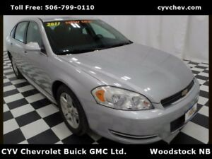 2011 Chevrolet Impala LT - $6/Day - Power Seat & Remote Start
