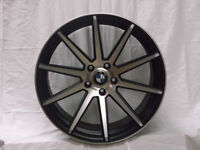 MAGS ROUES BMW 5X120 NEUFS 20'' STAGGERED 1 150$