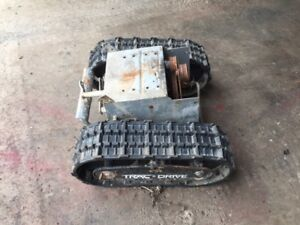Trac Drive for Craftsman snowblower  --- great for parts