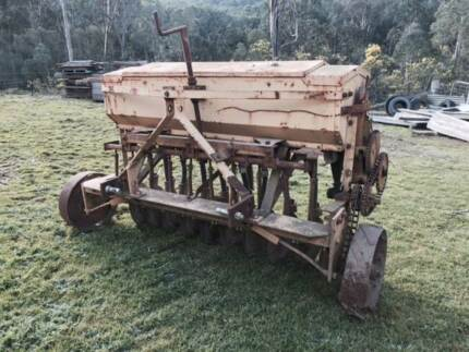 Conner Shea 10 row Disc Seeder Cheshunt Wangaratta Area Preview
