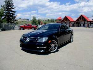 2012 Mercedes-Benz C-Class C 63 AMG PANO ROOF P31 PACKAGE