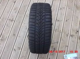 "16"" tyre 195/45/ZR16 £10 6.3mm tread."
