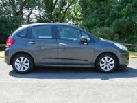 CITROEN C3 1.2 VTR PLUS 5d (grey) 2013