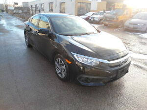 2016 Honda Civic EX Sedan $$$$$ 15900