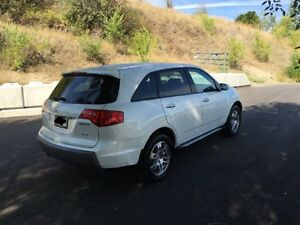 2009 Acura MDX Tech Package SUV, Navigation Sunroof Crossover