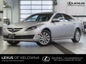 2013 Mazda Mazda6 GS w/ Leather Interior