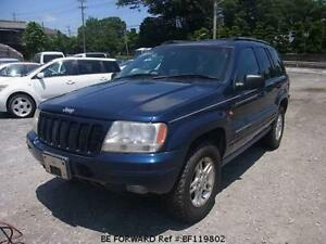 2000 Jeep Grand Cherokee Limited with Tow Package