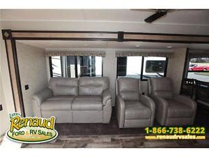 NEW 2016 Palomino Puma 39 PFK Park Model Windsor Region Ontario image 8