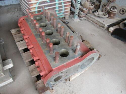 New Old Stock NOV National 300Q-5L Aluminum Bronze Fluid End Assembly